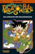 Short review of Akira Toriyama famous manga Dragon Ball.