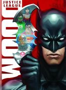 Short review of the 2012 animated DC universe movie Justice League: Doom.