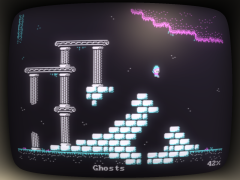 Short review of the retro platformer You Have to Win the Game from 2012.